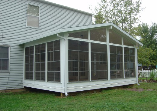 Modular porch kit joy studio design gallery best design for Modular sunrooms